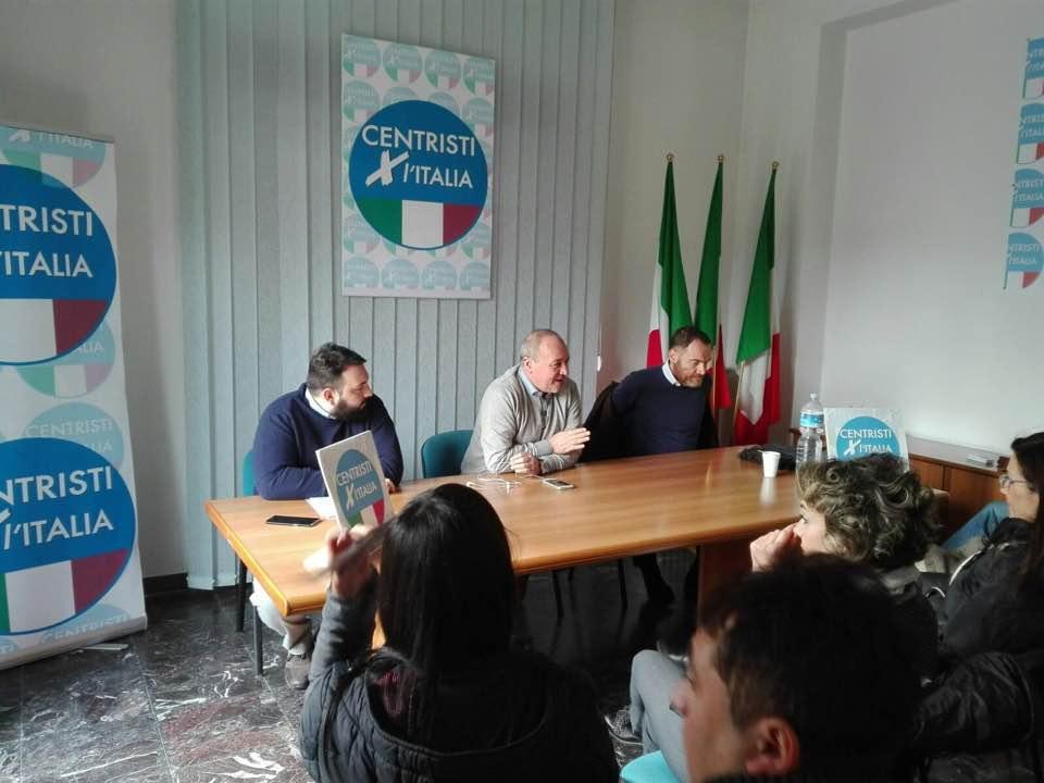 Benevento  Sannio Popolare addio, nasce Centristi per l'Europa