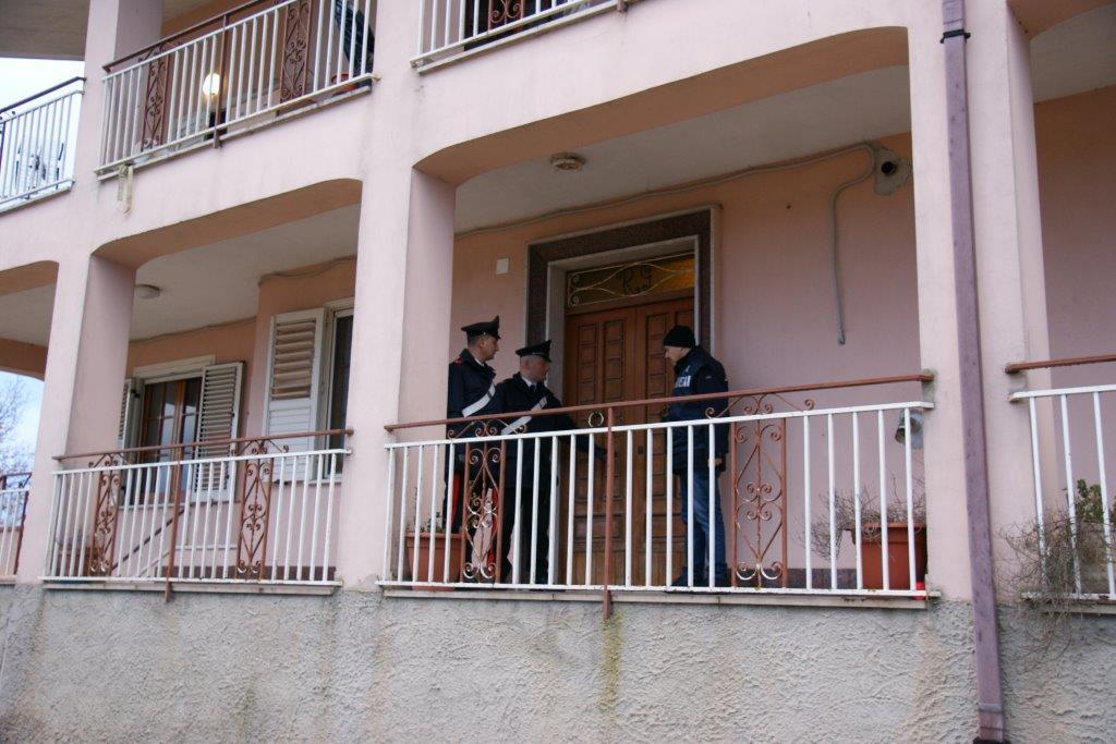 Immigrati, sequestrata struttura in contrada Montecalvo