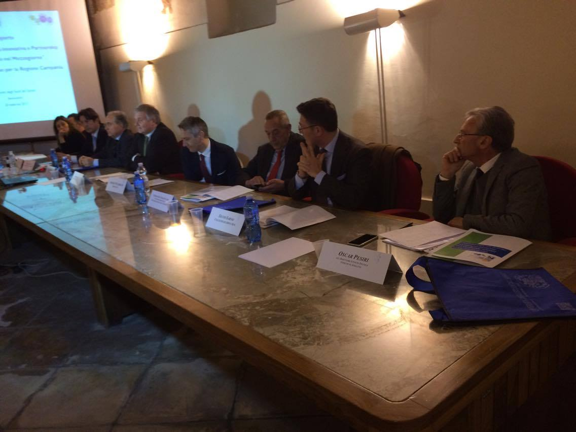 Benevento| L'importanza tra pubblico e privato, l'Unisannio presenta il rapporto