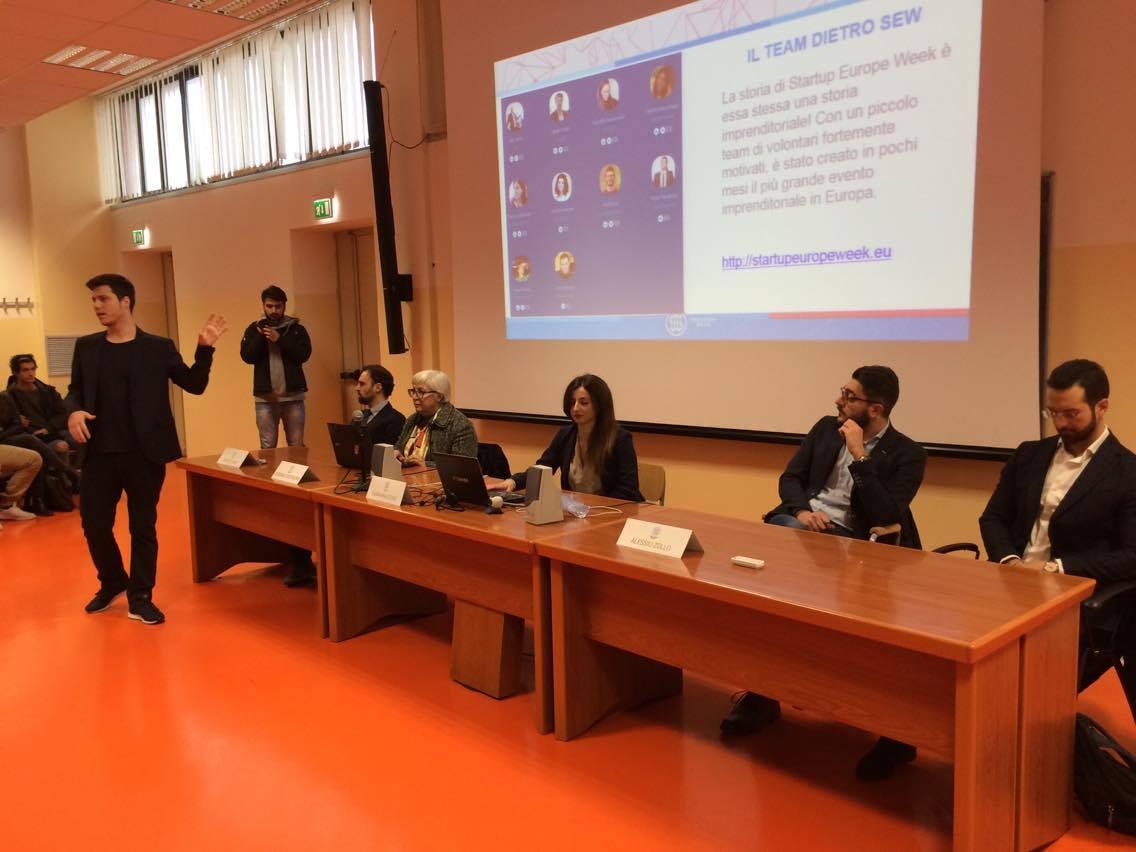 Benevento| Startup e innovazione: il futuro del mercato europeo