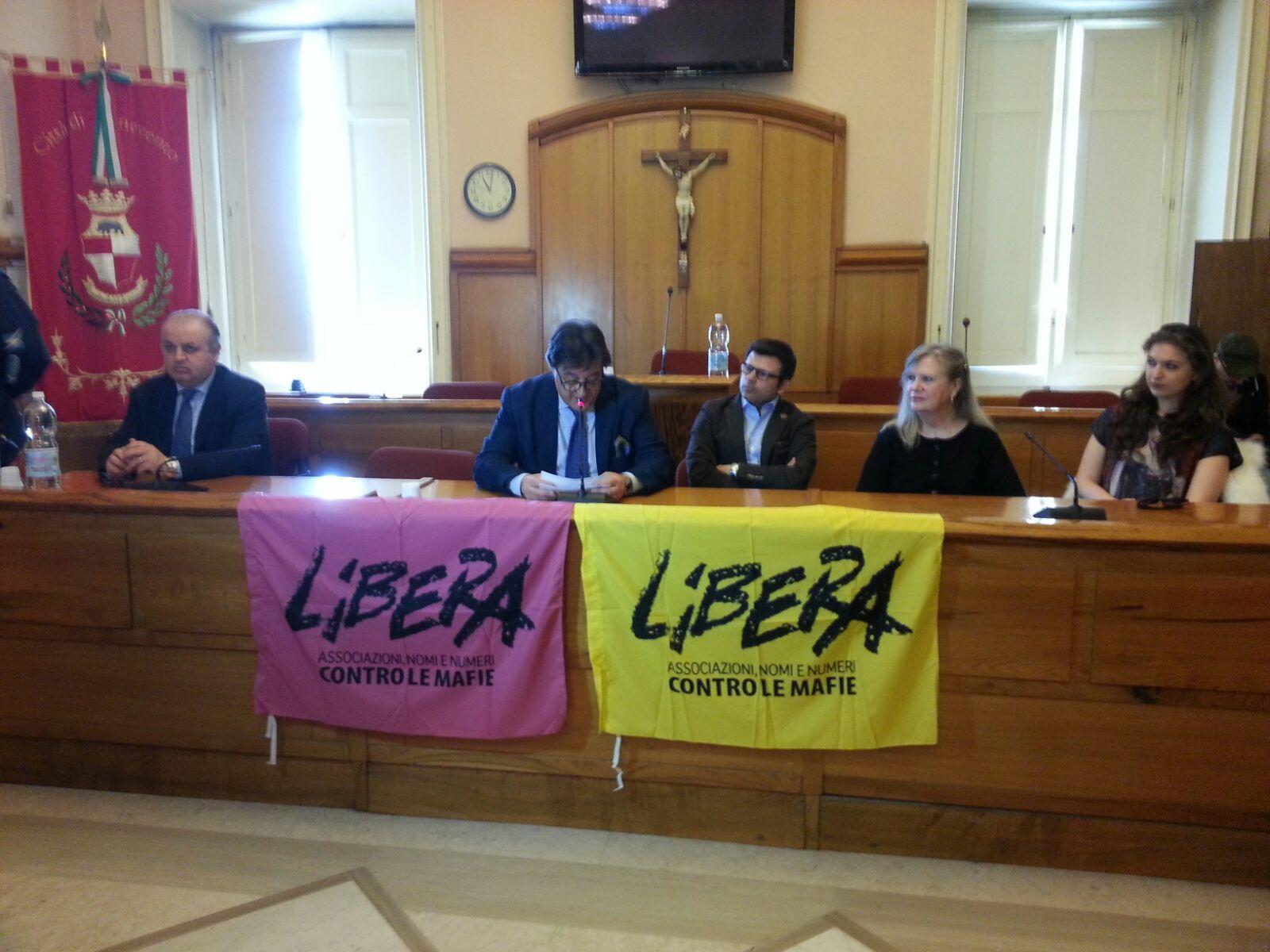 Benevento| Lotta alle mafie impegno diuturno