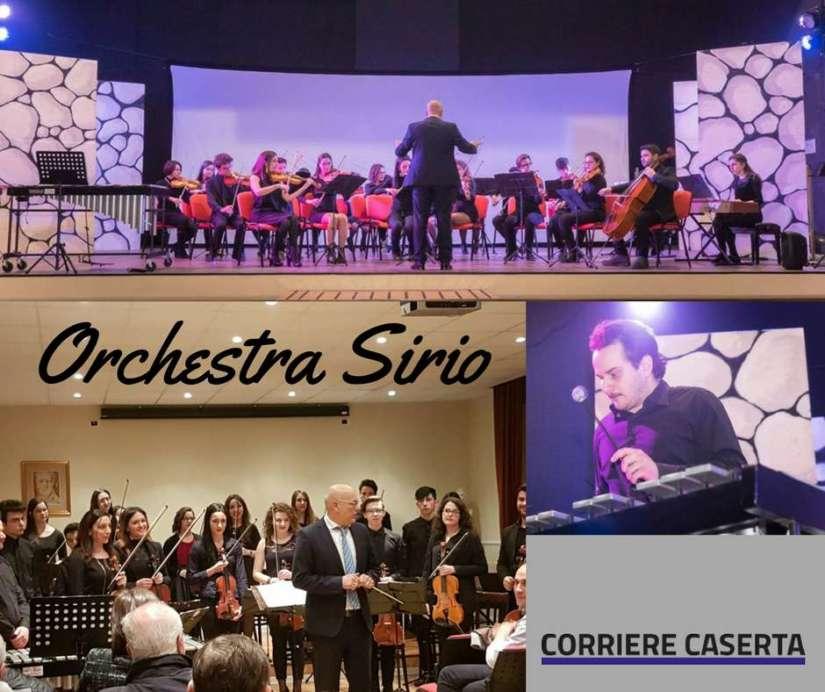 Montesarchio| Grande successo dell'Orchestra Sirio a Montesarchio e Piedimonte Matese