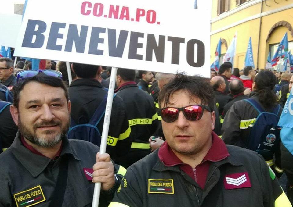 Benevento| Conapo, Livio Cavuoto neo Segretario