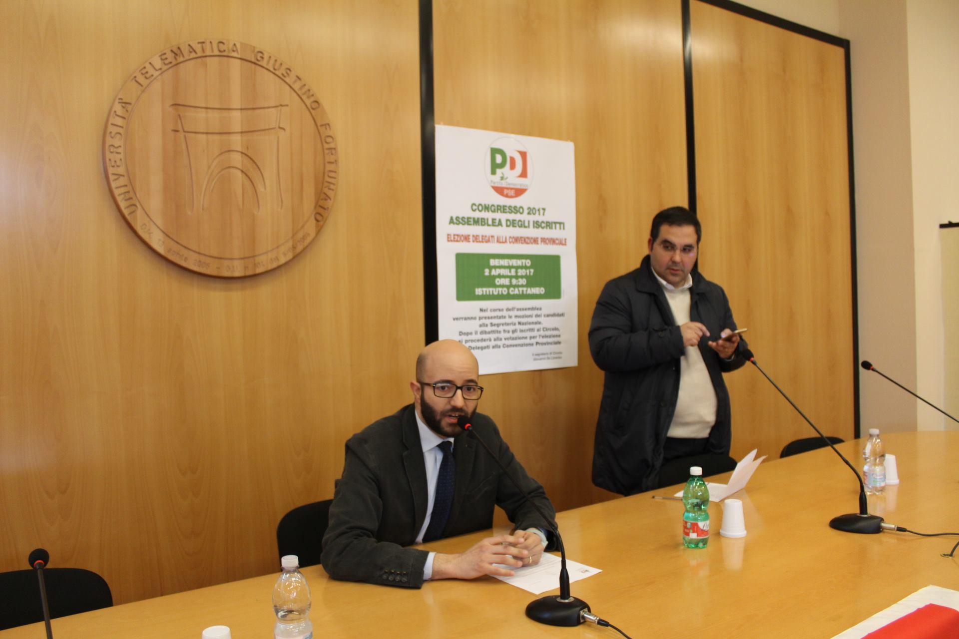 Benevento| Primarie PD, Renzi vince come da copione