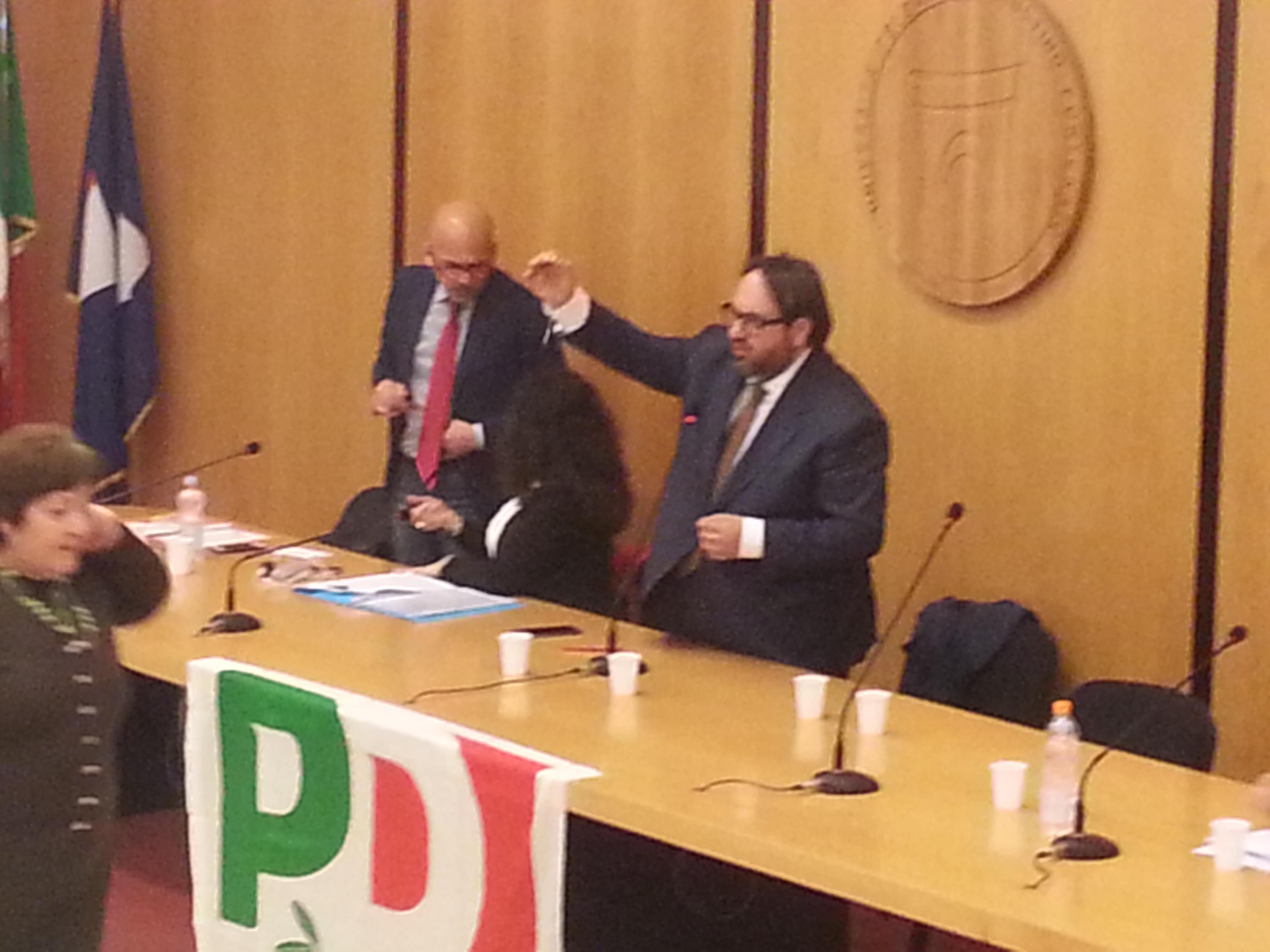 Benevento  Convenzione PD, Valentino: partito è dinamico