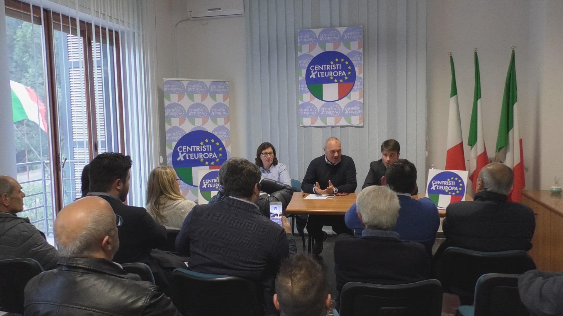 Benevento| Centristi-AP, inizia il viaggio dei moderati