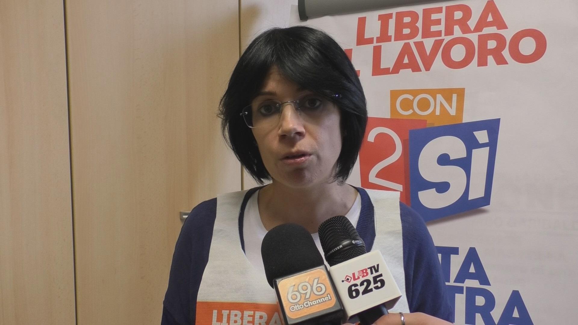 Benevento| Ancora una lettera minatoria al segretario della Cgil Rosita Galdiero