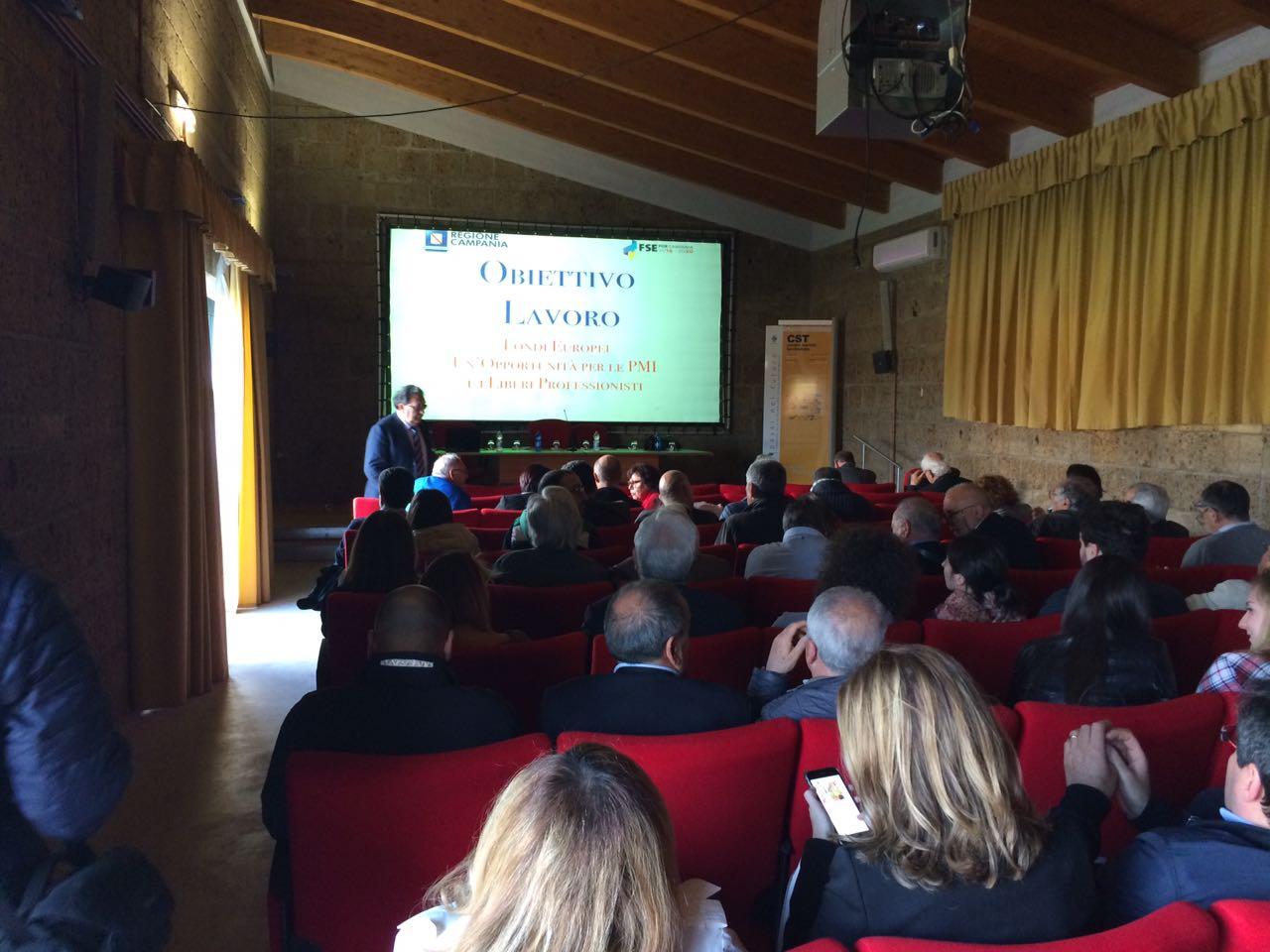 Benevento| La Regione punta su Pmi e liberi professionisti
