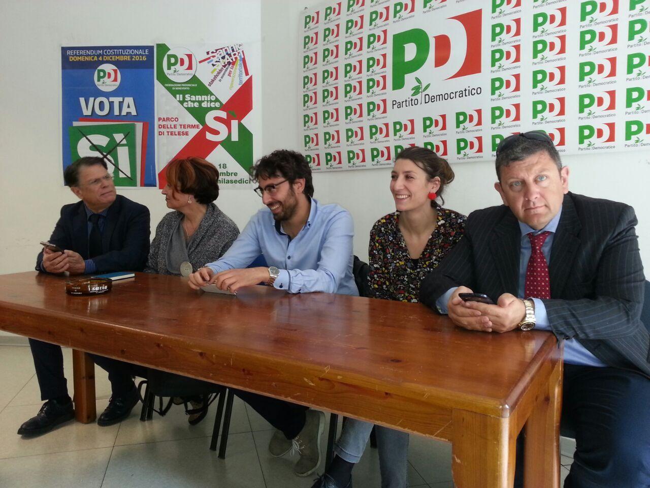 Benevento| Ricciardi(Orlando) a Del Vecchio: dibattito non ristagni a tesi di dieci anni fa