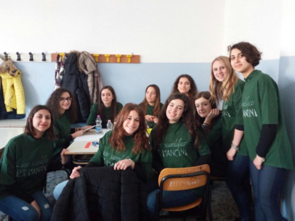 Avellino| Il Mancini alle Olimpiadi di Matematica a Cesenatico