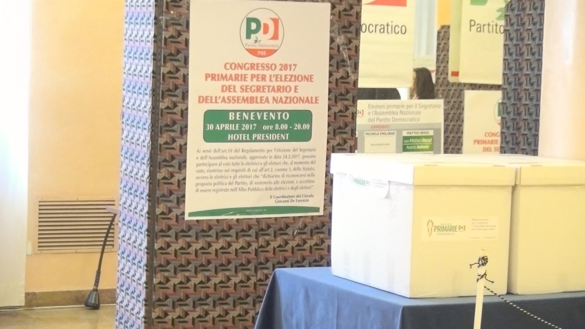 Benevento| Primarie, dati definitivi e commenti