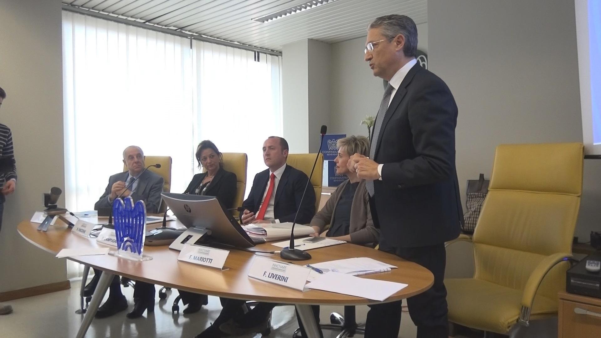 Benevento| Industria 4.0, Governo e Regione calano l'asso