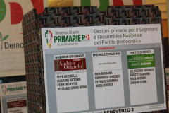 Benevento| Primarie, primi dati Renzi saldamente in testa