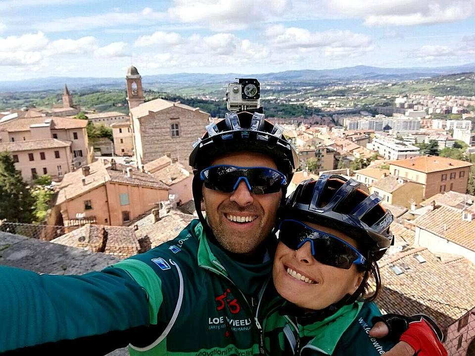 Amorosi| Giovanna e Giuseppe: ecco i primi 1.000 chilometri di viaggio