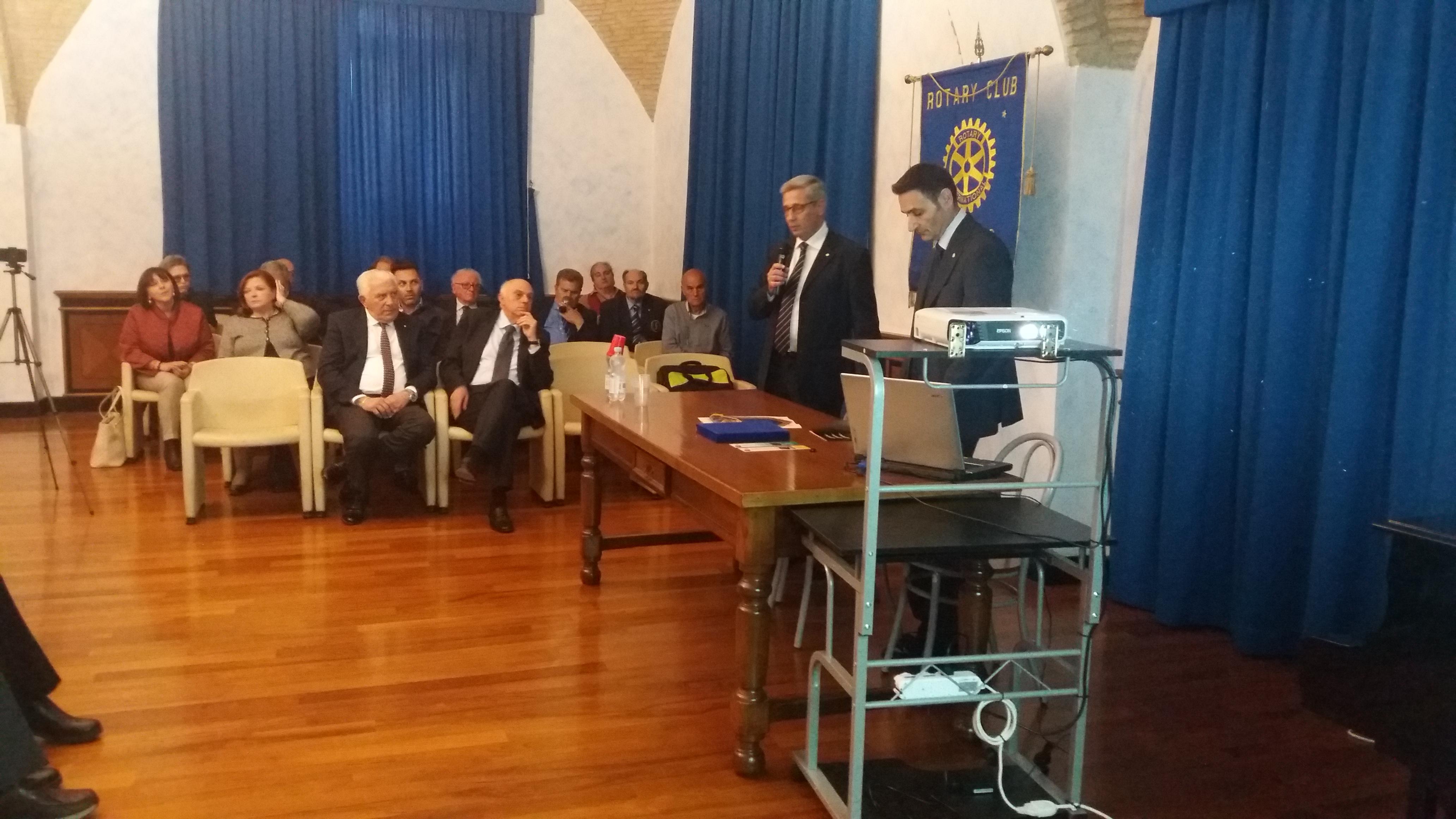 Premio Rotary Carlotta Nobile, Del Donno vincitore