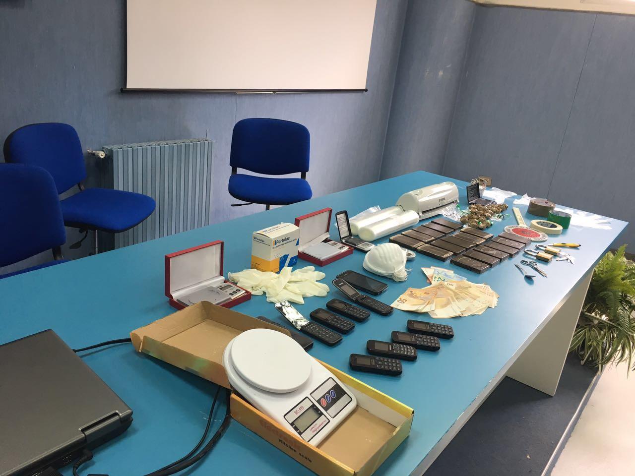 Avellino| Laboratorio della droga in città