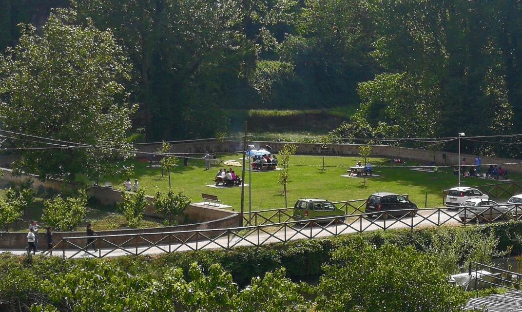 Sant'Agata de' Goti| Domani si inaugura la nuova area verde di Reullo