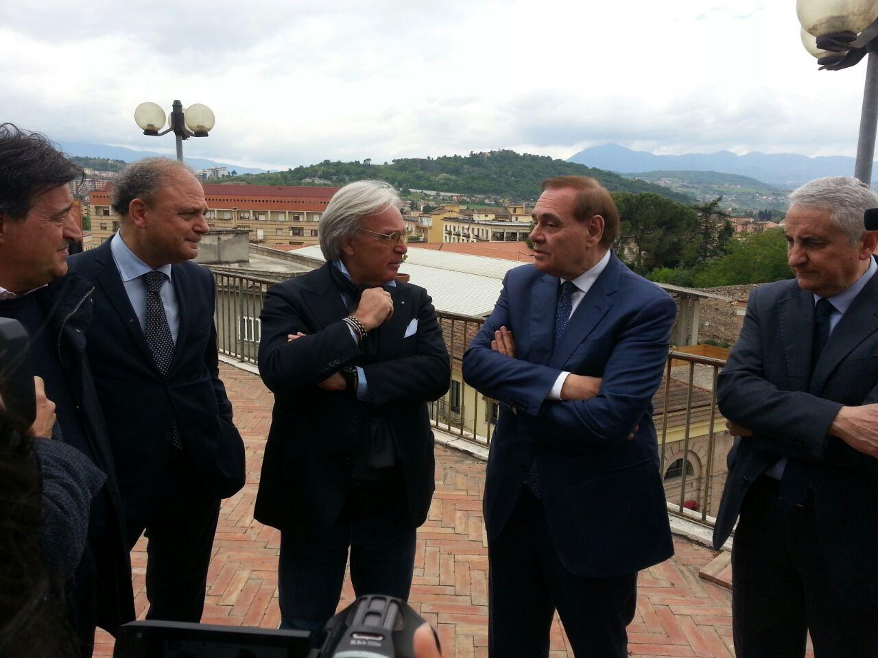 Benevento| Della Valle a Benevento: prove di investimenti?