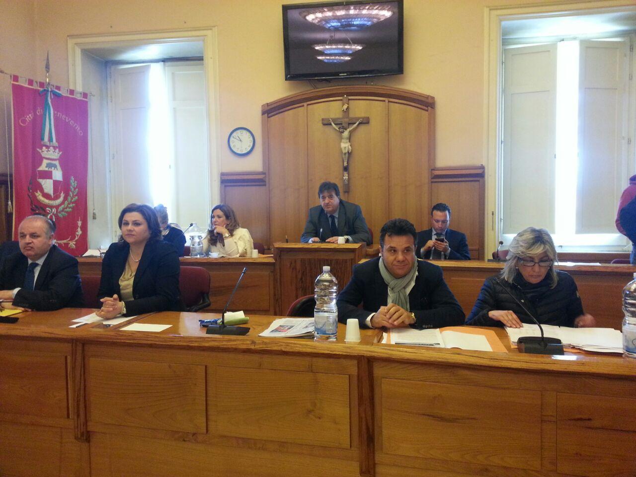 Benevento| Bilancio, in atto la riunione del Consiglio comunale