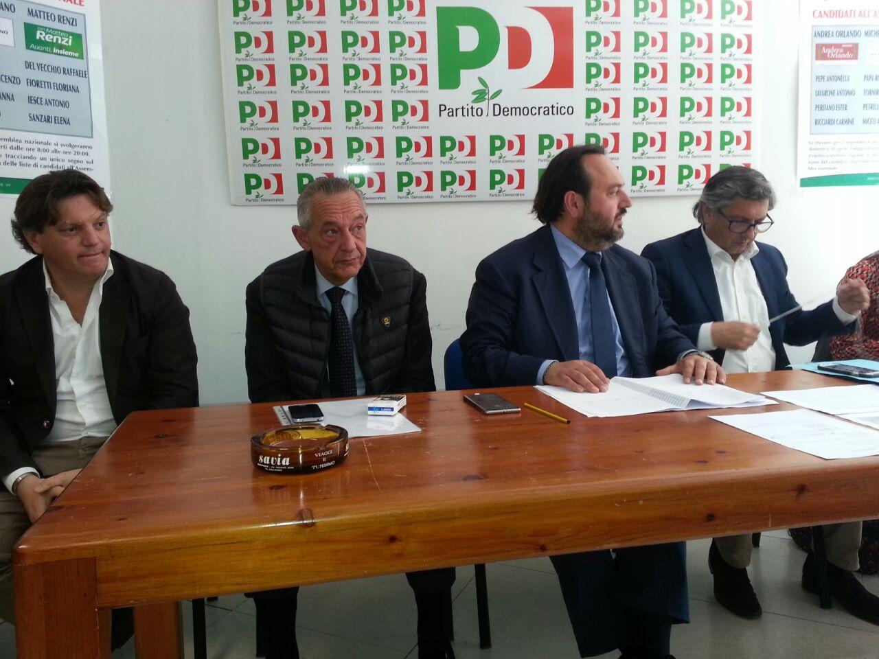 Benevento| Primarie, per De Caro numeri record.