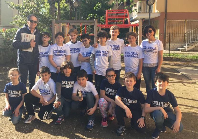 Benevento| Gara di Matematica a Cervia, terzo posto per gli alunni della Bilingue