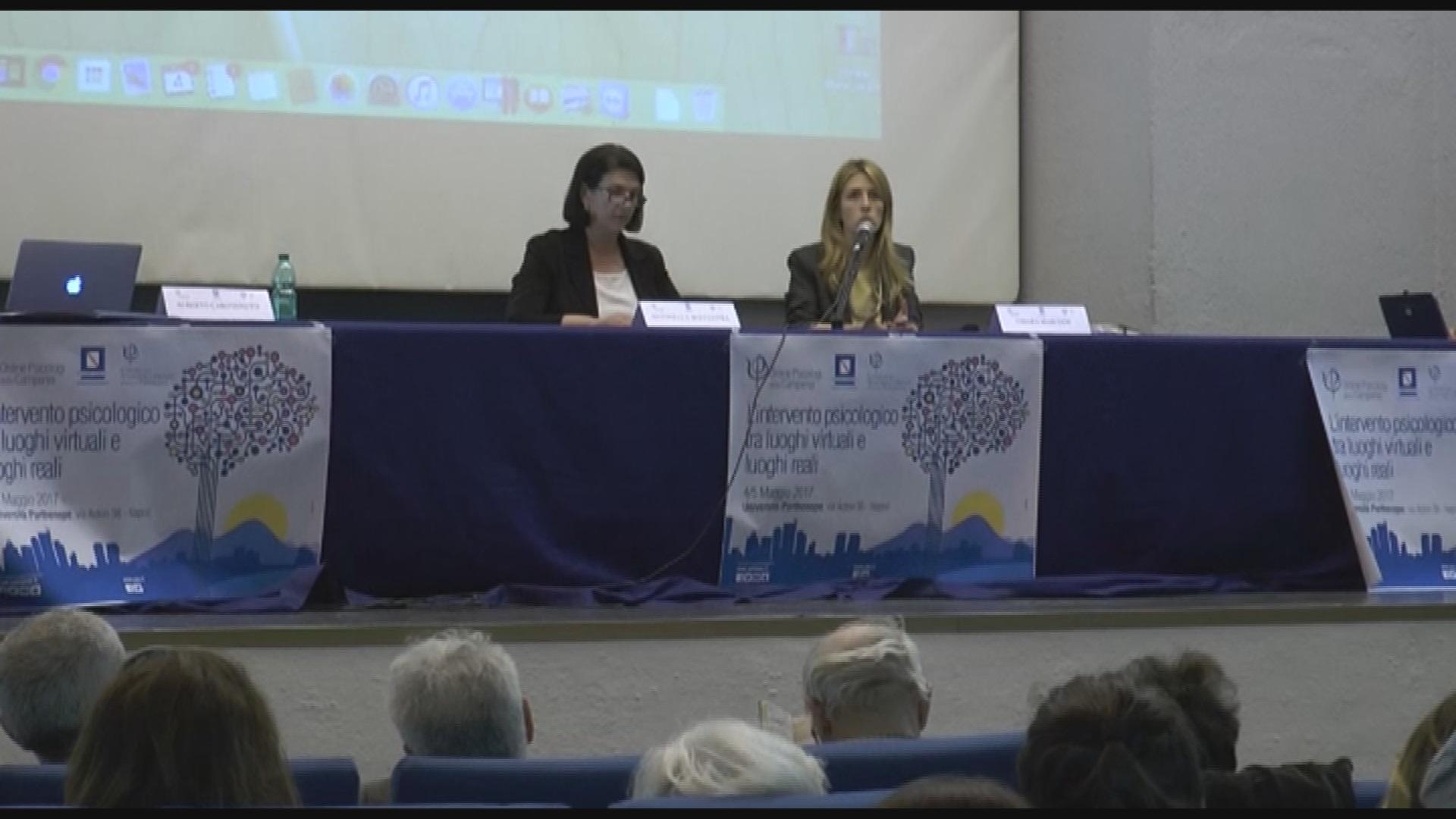 Psicologia: da Napoli linee guida per internet