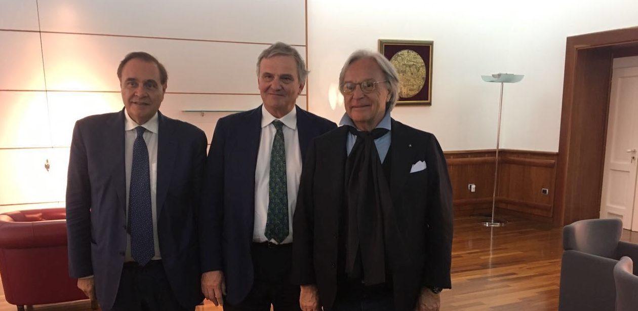 Benevento| Il 26 Maggio la laurea honoris causa a Diego Della Valle
