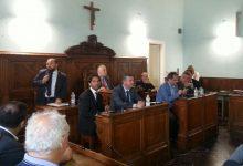 Benevento  Forestali, protocollo atto politico