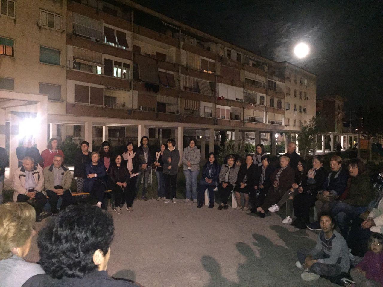 Benevento| Al Rione Libertà la recita del Santo Rosario è itinerante