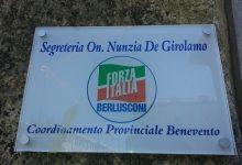 Benevento| Forza Italia insiste: AP in opposizione alla maggioranza consiliare