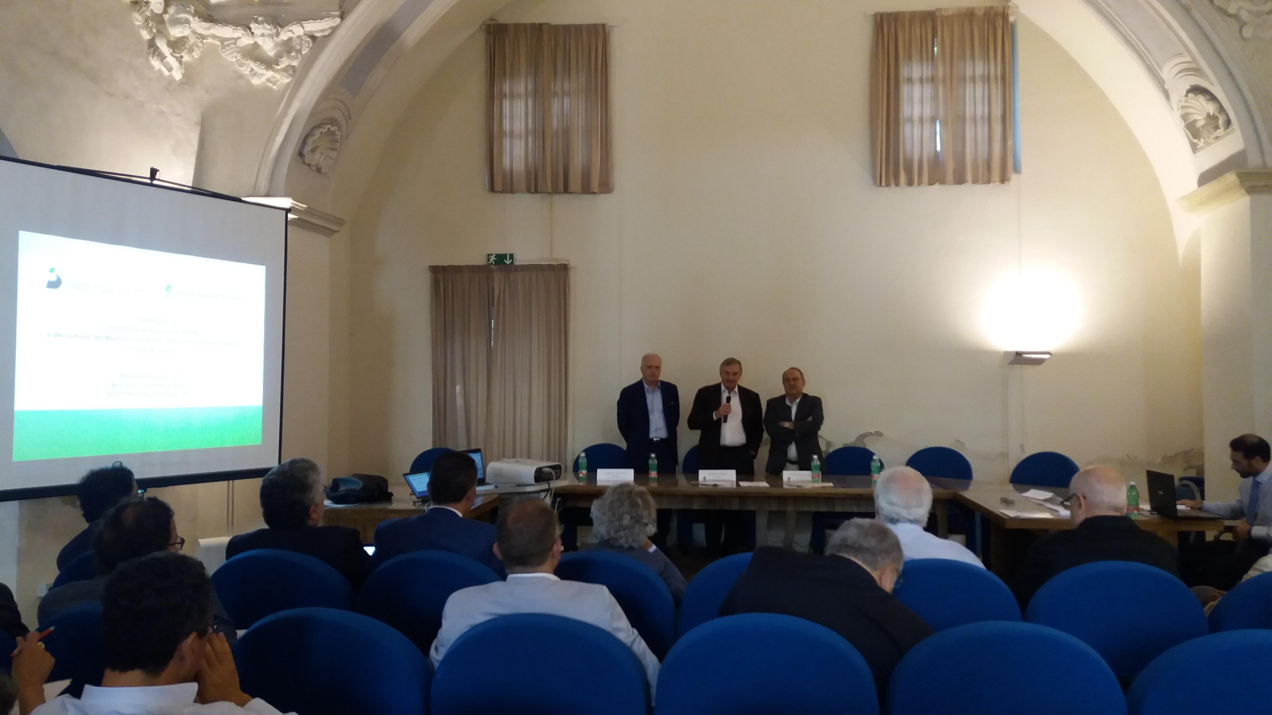 Obi e i dati sulle province, a Benevento la ripresa entro il 2025