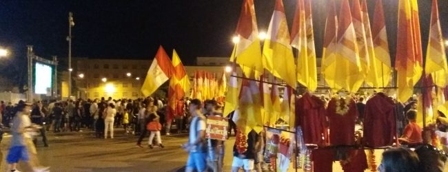 Benevento/Niente schermo in piazza, polemica sui diritti tv