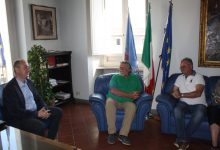 Benevento  Alla Rocca la visita del sindaco di Wildpoldsried