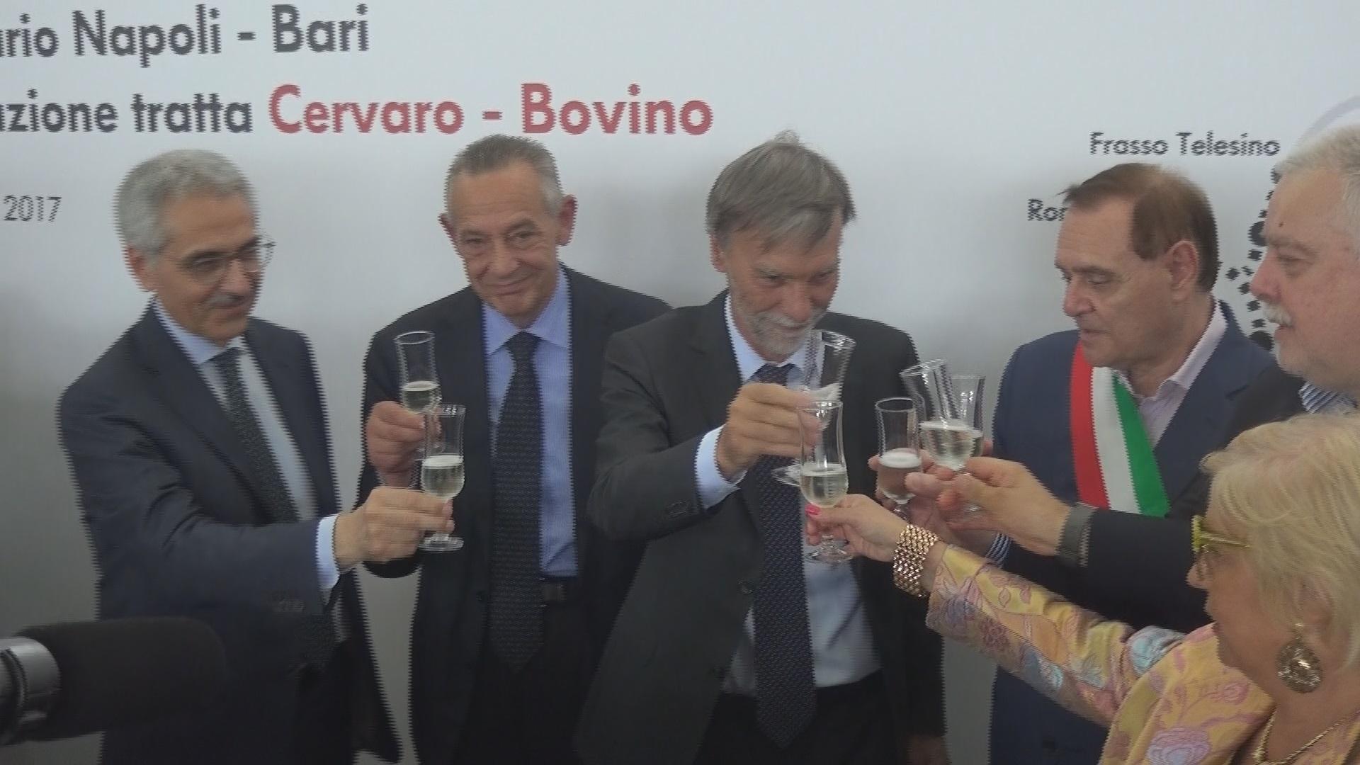 Benevento| L'ex ministro Delrio in città a sostegno della mozione Martina