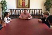 Benevento| I Campioni nazionali di lingua inglese a colloquio con Mastella
