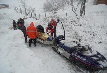 Campania| Neve e gelo, la Protezione civile: allerta meteo fino alle 12 di domani
