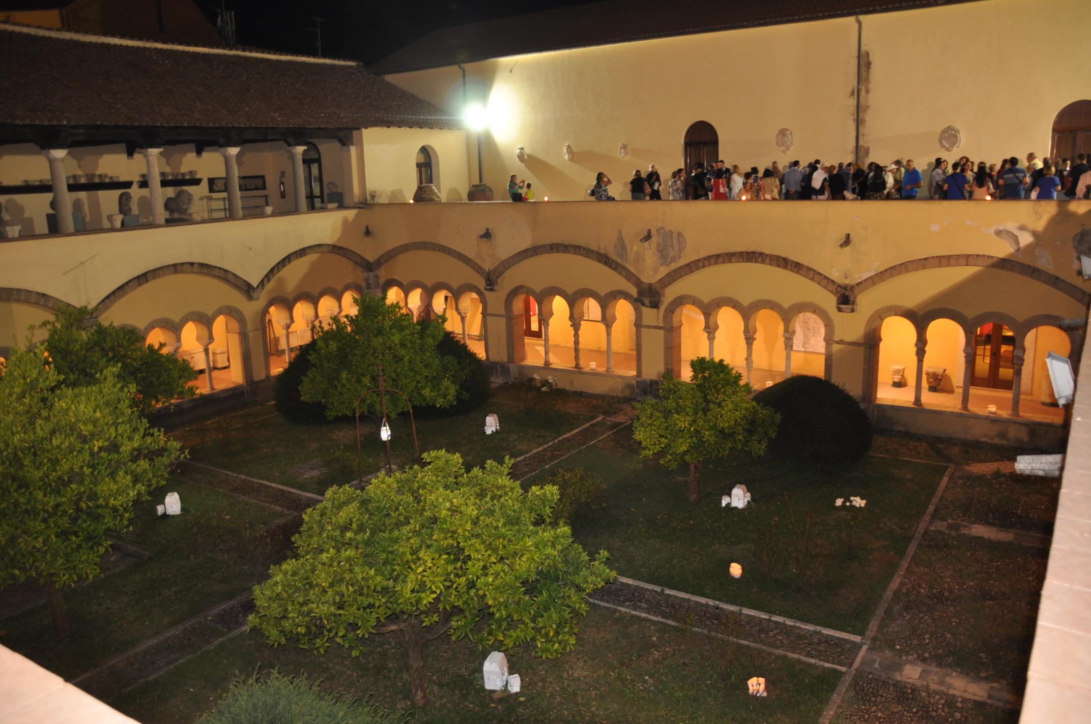 """Benevento  Bilancio Notti al Museo, Ricci: """"obiettivo raggiunto"""""""