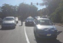 Benevento| Incidente tra auto e scooter, un ferito