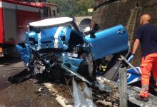 Benevento| incidente stradale muore 34 enne