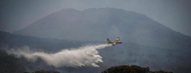 """Emergenza incendi, Tesone (Conapo): """"ancora un appello alla Regione Campania"""""""