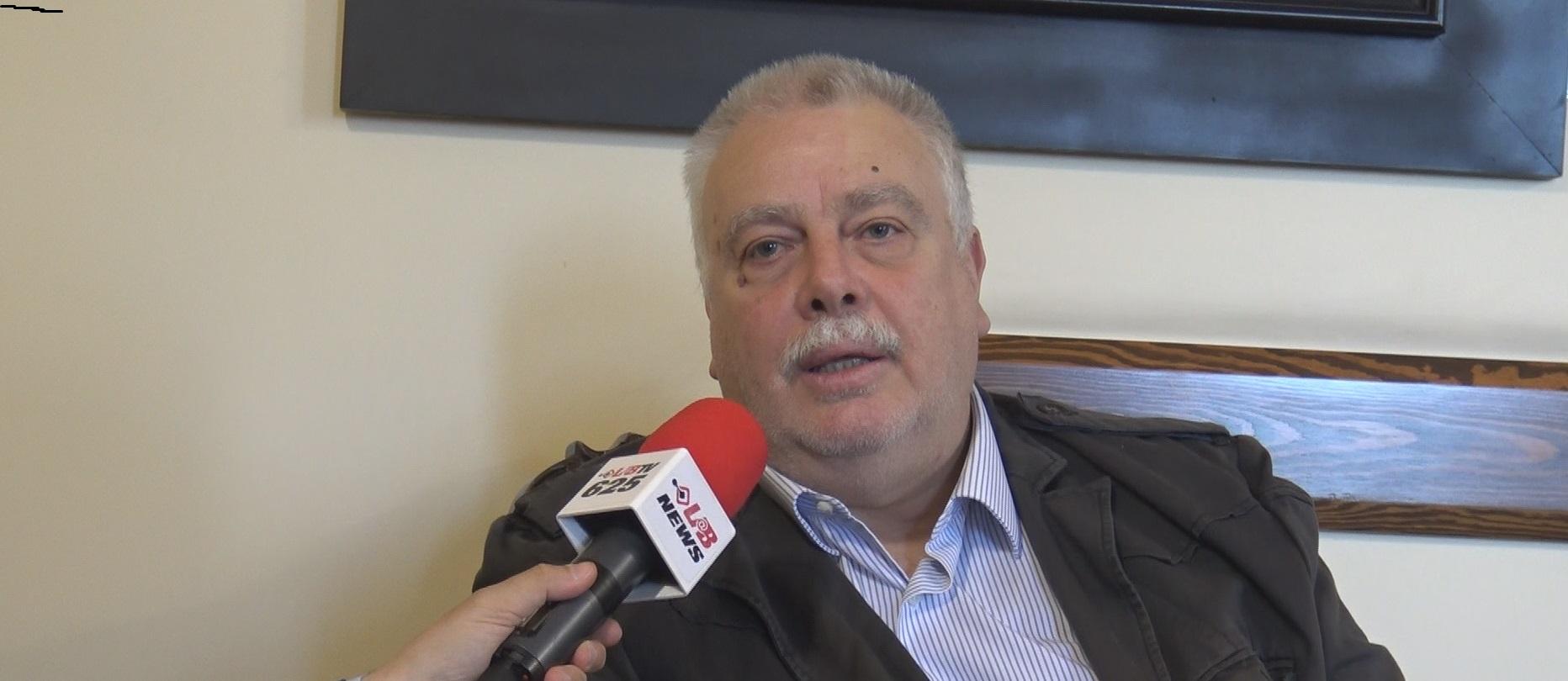"""Vicenda Asea, Claudio Ricci:  """"Amareggiato ma fiducioso nel lavoro dei Magistrati"""