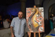 Benevento| I Concerti della Bottega, incontro con il pittore  Alfredo Troise