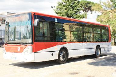 Benevento  Ingresso autobus extraurbani e turistici in citta', il nuovo regolamento