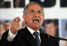 Grottaminarda| L'ex sindaco di Caracas Ledezma è tornato a casa