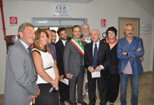 """Telese Terme  Ricci al Poliambulatorio con De Luca: """"un momento di gioia"""""""