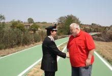 Benevento  Ricci e Puel insieme alla pista ciclabile di Pezzapiana