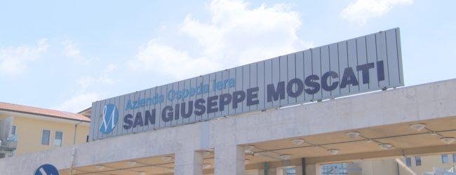 Covid al Moscati, 3 pazienti dimessi. Scendono a 50 i ricoveri