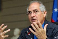 Il video dell'arresto del sindaco di Caracas, originario di Grottaminarda