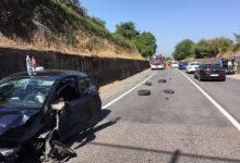 Paupisi| SS 372, ennesimo incidente tra due auto