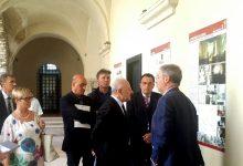 """Lioni-Grotta, D'Amelio: """"grazie a Regione e Governo grande impulso ai lavori"""""""